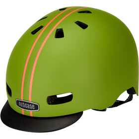 Nutcase Street MIPS Helmet snapdragon stripe satin